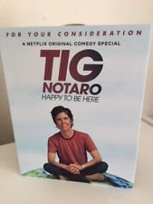 2 FYC TIG NOTARO HAPPY TO BE HERE and