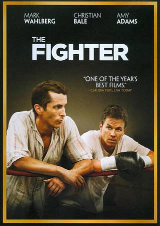 The Fighter (DVD 2013 Region 1) Mark Wahlberg, Christian Bale &amp