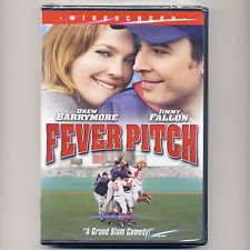 Fever Pitch (DVD, 2005, Full Frame) Jimmy Fallon Used Drew Barrymore