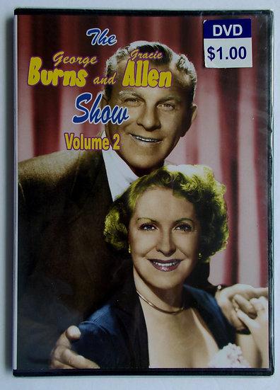 George Burns and Gracie Allen Show - Vol. 2 (DVD,2004-B&W-DIGVIE