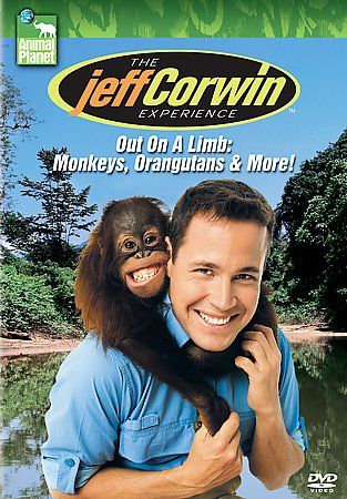 The Jeff Corwin Experience - Out On A Limb: Monkeys, Orangutans and More