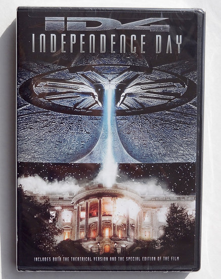 Independence Day (DVD, 2013, Widescreen) Will Smith, Jeff Goldblum