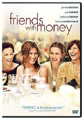 Friends With Money (DVD, 2006, Full Screen) Jennifer Aniston