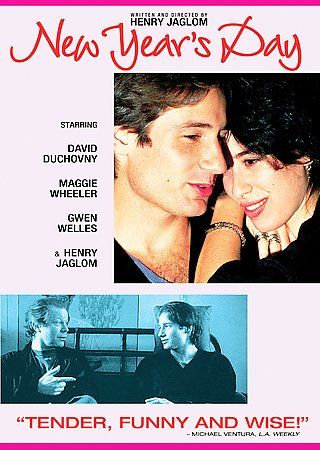 New Year's Day (DVD 2006-Region 1) 1989 Maggie Wheeler, David Duchovny, Henry Ja