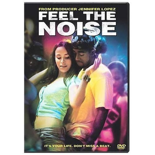 Feel the Noise (DVD, 2008) Omari Grandberry, From Producer Jennifer Lopez