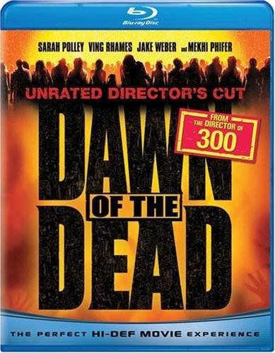 USED-Dawn of the Dead (Unrated Directors Cut) Blu-ray