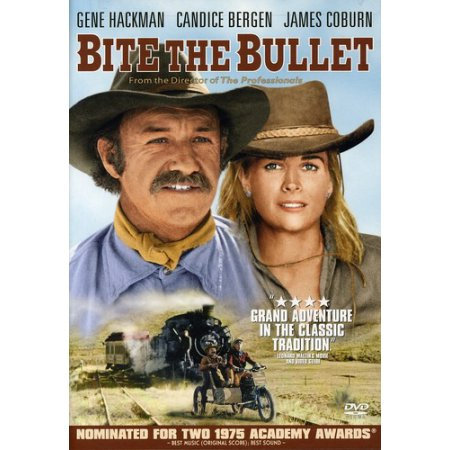 BITE THE BULLET (DVD 2002)  James Coburn/Gene Hackman/Candice Bergen