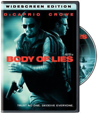 USED-Body of Lies (DVD-Widescreen Edition)