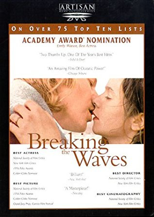 Breaking the Waves (DVD) RARE AND OOP