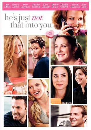 He's Just Not That Into You (DVD, 2009, Widescreen)