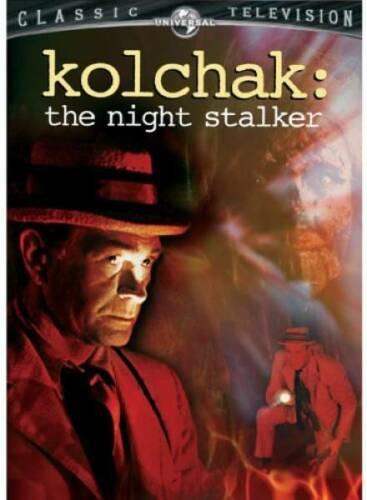 NEW Kolchak - The Night Stalker (DVD, 2002) Darren McGavin BOX SET