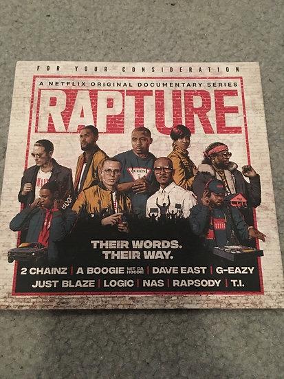 3 Netflix FYC  2018 Rapture/Dope/Wild Wild Country