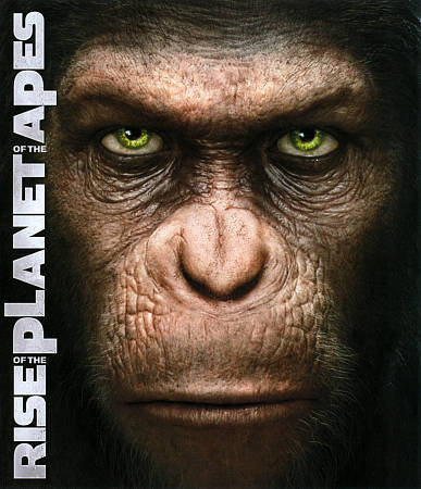 NEW Rise of the Planet of the Apes DVD, 2011 Andy Serkis James Franco