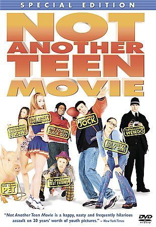 Not Another Teen Movie-Special Edition (DVD, 2002)