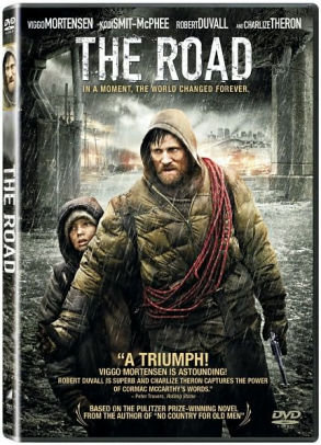 "THE ROAD (DVD 2010) ""A Triumph""!  Viggo Mortensen, Robert Duvall, Charlize Thero"