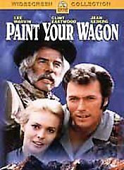 USED- Paint Your Wagon (DVD, 2001 REGION 1 Widescreen) 1969 Clint Eastwo