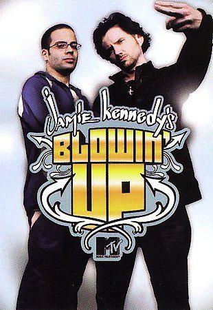 Jamie Kennedy's Blowin' Up (DVD, 2006, 2-Disc. Set Region 1)