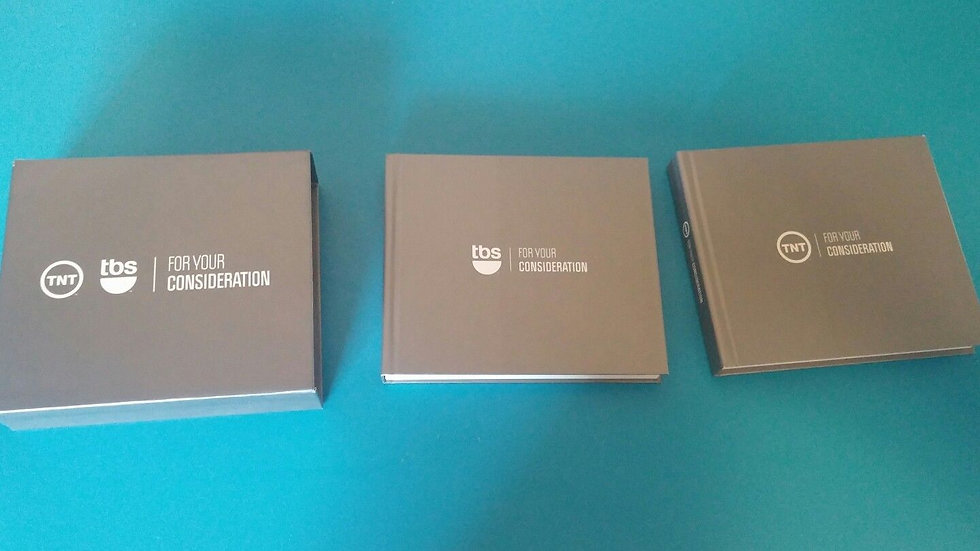 FYC 2014 TNT & TBS STUDIOS For Your Consideration EMMY 9 DVD Box Set