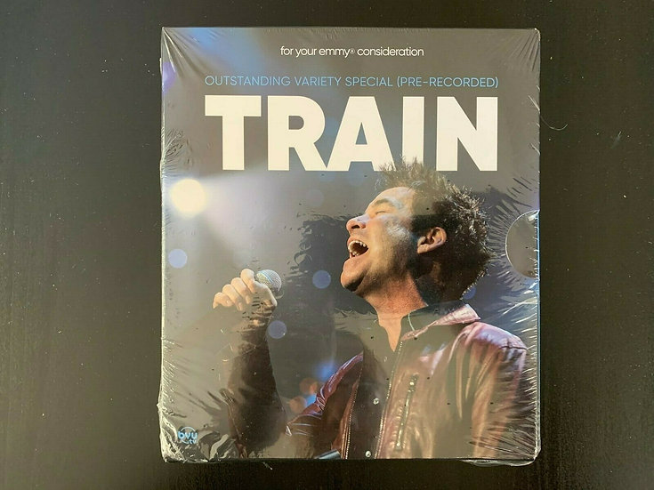 2 FYC 2019 Train Pat Monahan Concert+ Comedy Kenan Thompson DVD Netflix