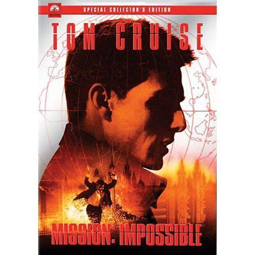 Mission: ImpossibleSpecial Collector's Edition (DVD, 2006 Widescreen Reg