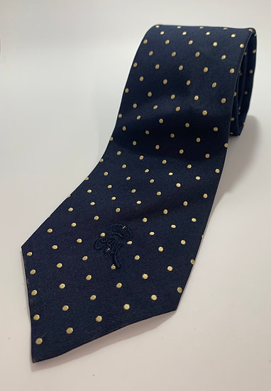 Vintage Countess Wara Dot Tie