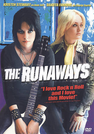 The Runaways (DVD, 2010) Kristen Stewart, Dakota Fanning