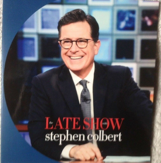 FYC 2018 The Late Late Show STEPHEN COLBERT ,CBS FYC Emmy DVD For Your