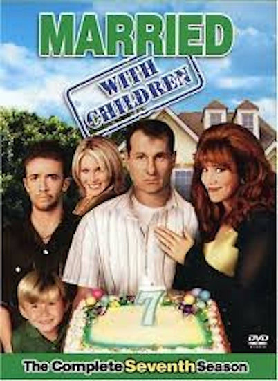 Married With Children - The Complete Seventh Season (DVD, 2007 3-Disc Set)