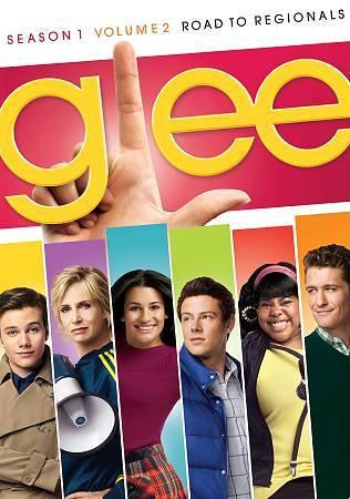USED-Glee Season 1 Volume 2 Road to Regionals (DVD, 2010, 3-Disc Set)