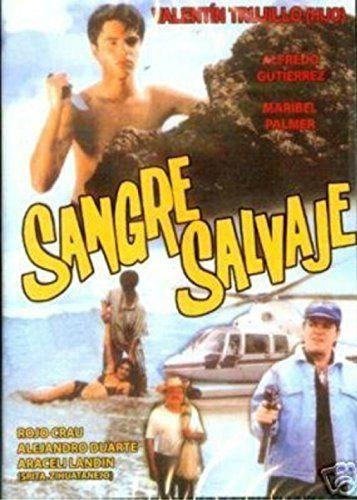 USED-Sangre Salvaje (DVD) Language: Spanish Rojo Crau, Alejandro Duarte,