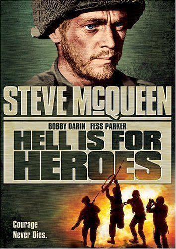 USED-Hell Is for Heroes (DVD, 2006, Widescreen) Brand New (Rare & Out Of Print)