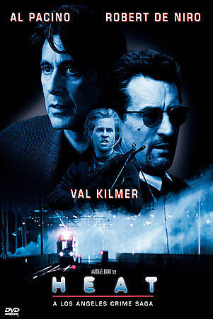 USED-Heat (DVD,  Al Pachino Robert De Niro
