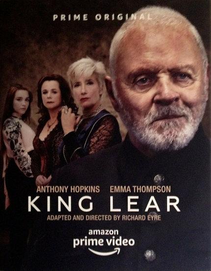 2 FYC 2019 King Lear The Widow DVD Amazon Prime