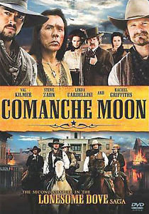Comanche Moon - The Second Chapter in the Lonesome Dove Saga (DVD, 2008)