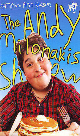 The Andy Milonakis Show - The Complete First Season DVD