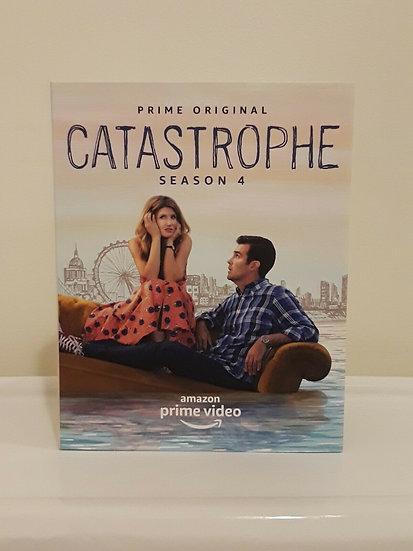 FYC 2019 CATASTROPHE DVD 2019 Emmy FYC full season 4 Amazon