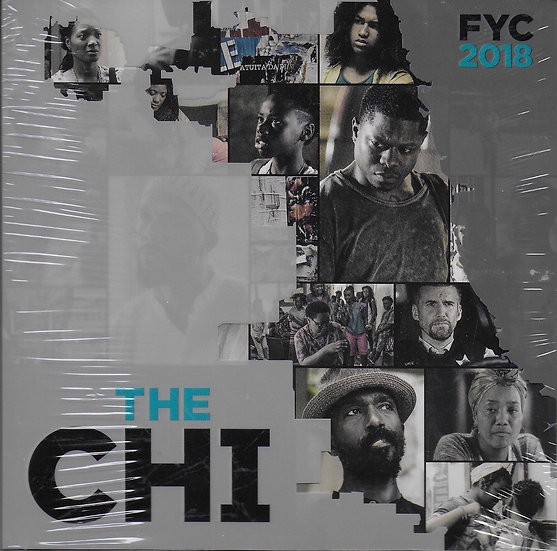 3 FYC 2018 THE CHI/DOPE/Dirty Money (DVD)