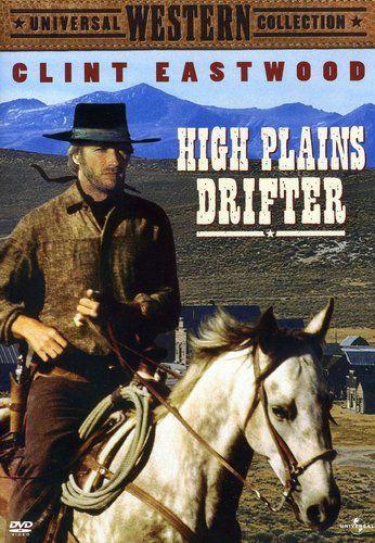 High Plains Drifter DVD 2003