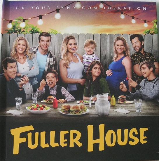 FYC 2019 FULLER HOUSE DVD (1) Pressbook EMMY Netflix