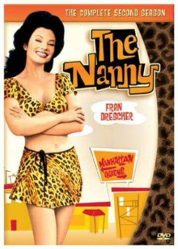 The Nanny The Complete Second Season DVD 2006