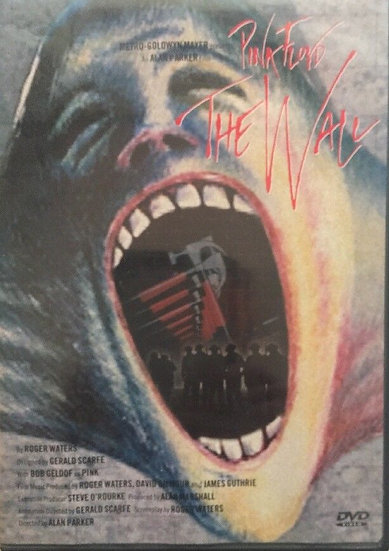 Pink Floyd - The Wall 1982 (DVD, 1999)