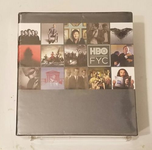 FYC 2014 HBO EMMY DVD Box Set Pressbooks