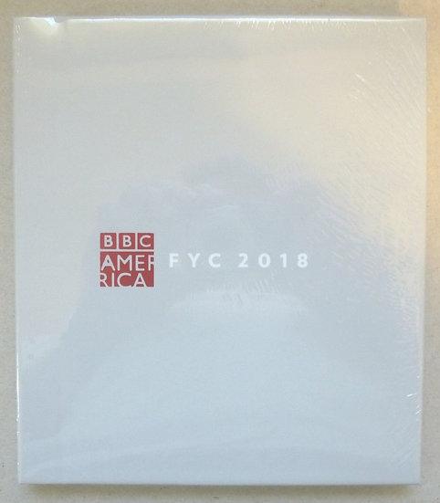 2018 FYC BBC America Emmy 3-DVD Set  Blue Planet II, Killing Eve, Orphan Black