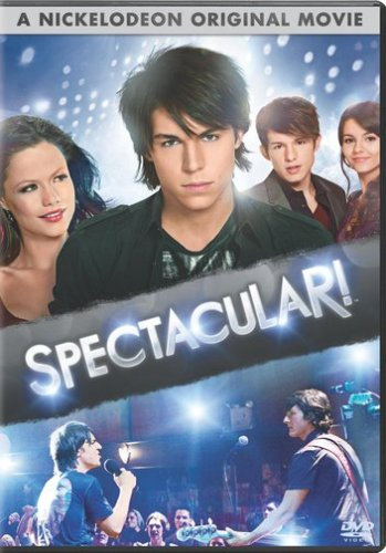 Spectacular-Nickelodeon (DVD, 2009) w/Victoria Justice
