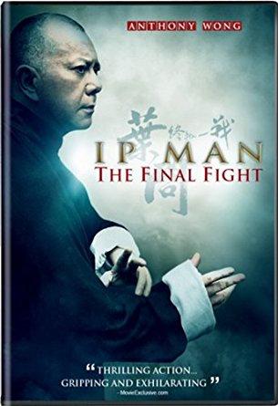 Ip Man: The Final Fight DVD Anthony Wong  Languages: Cantonese (original) Englis