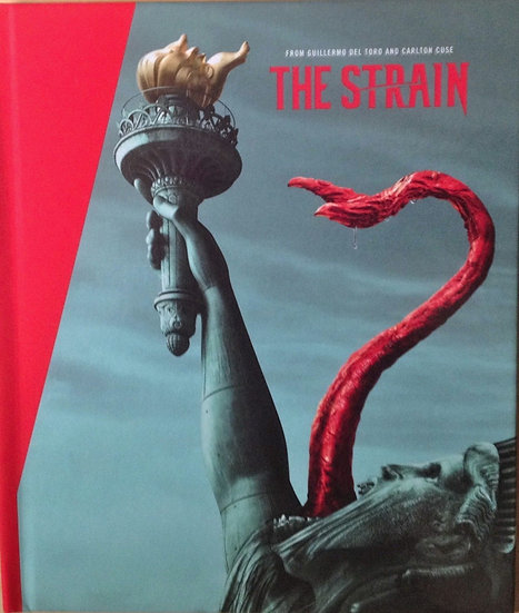 FYC 2017 The Strain-n 3 FX FYC Emmy-DVD