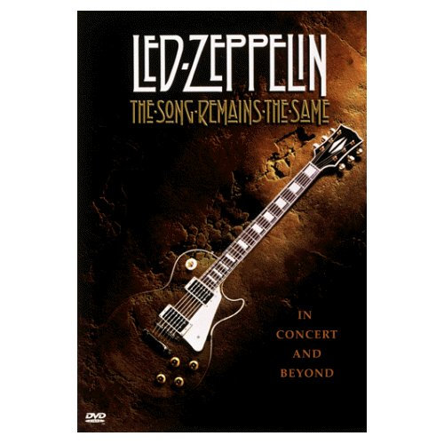 Led Zeppelin - The Song Remains the Same-In Concert And Beyond 1976 (DVD 1999)