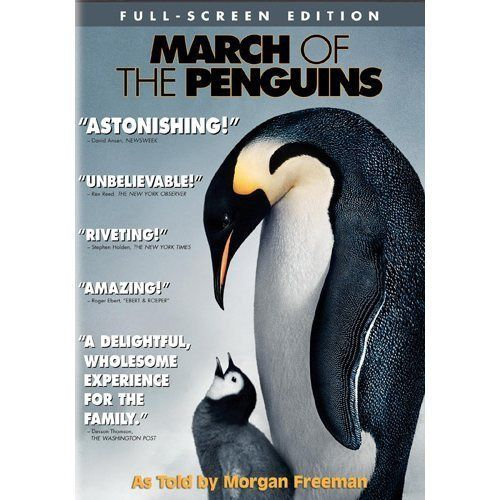 March of the Penguins (DVD, 2005) Full Screen Edition