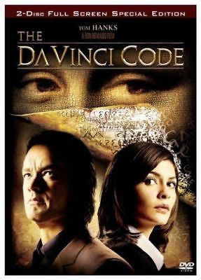 The Da Vinci Code (Special Edition) (2-Disc Set) (DVD, 2006)