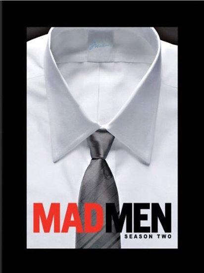 Mad Men - Season 2 (DVD, 2008, 4-Disc Set) Limited Ediition Dress Shirt